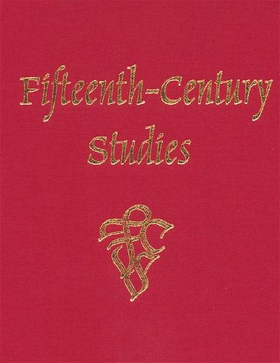 Fifteenth-Century Studies Vol. 28
