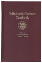 Edinburgh German Yearbook 2