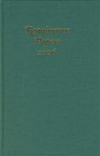 Renaissance Papers 2006