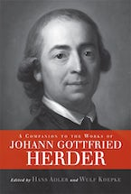 A Companion to the Works of Johann Gottfried Herder