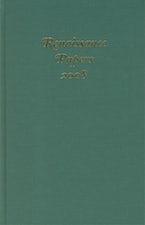 Renaissance Papers 2008