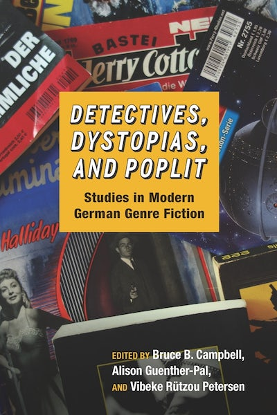 Detectives, Dystopias, and Poplit