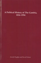 A Political History of the Gambia, 1816-1994