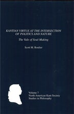 Kantian Virtue at the Intersection of Politics and Nature