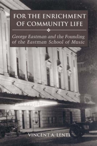 For the Enrichment of Community Life