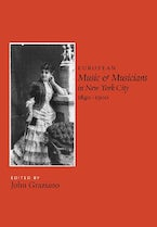 European Music and Musicians in New York City, 1840-1900