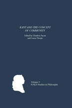 Kant and the Concept of Community