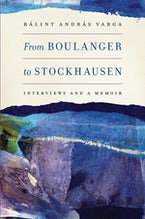 From Boulanger to Stockhausen