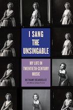 I Sang the Unsingable