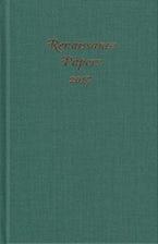 Renaissance Papers 2017
