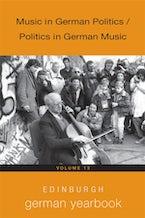 Edinburgh German Yearbook, volume 13