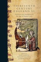 Thirteenth Century England XV