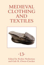 Medieval Clothing and Textiles 13