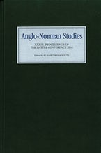 Anglo-Norman Studies XXXIX