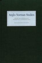 Anglo-Norman Studies XXXIX