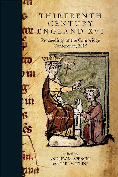 Thirteenth Century England XVI