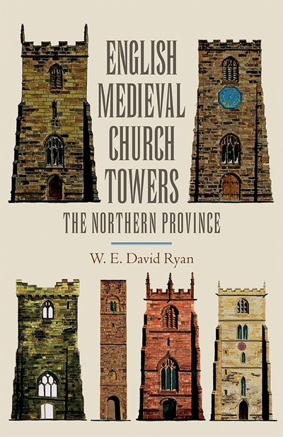 English Medieval Church Towers