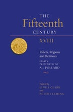The Fifteenth Century XVIII