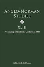Anglo-Norman Studies XLIII