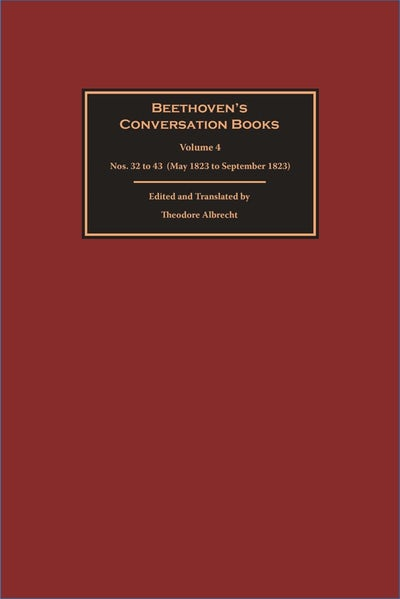 Beethoven's Conversation Books
