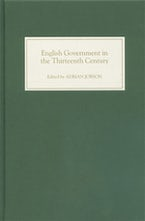 English Government in the Thirteenth Century