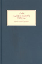 The Haskins Society Journal 14