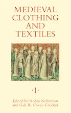 Medieval Clothing and Textiles 1