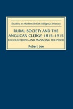 Rural Society and the Anglican Clergy, 1815-1914
