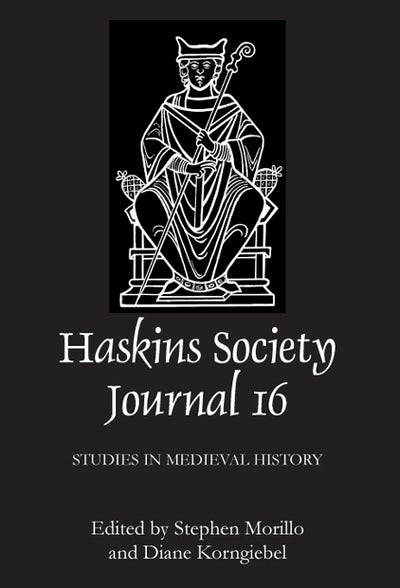 The Haskins Society Journal 16