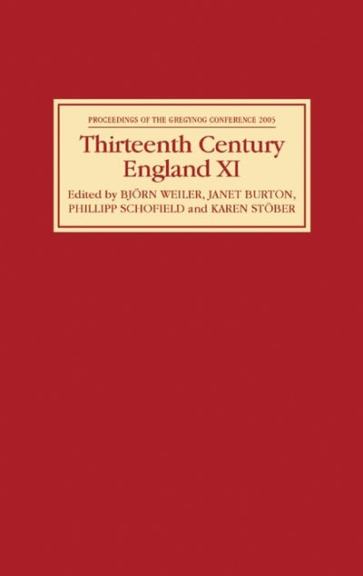 Thirteenth Century England XI