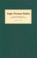 Anglo-Norman Studies XXIX