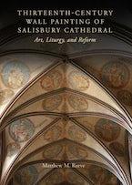 Thirteenth-Century Wall Painting of Salisbury Cathedral
