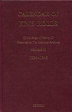 Calendar of the Fine Rolls of the Reign of Henry III [1216-1248]: III. 1234-1242