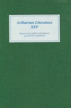 Arthurian Literature XXV