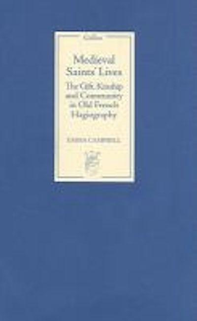 Medieval Saints' Lives