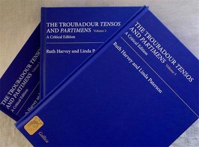 The Troubadour Tensos  and  Partimens