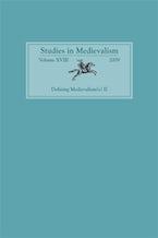 Studies in Medievalism XVIII