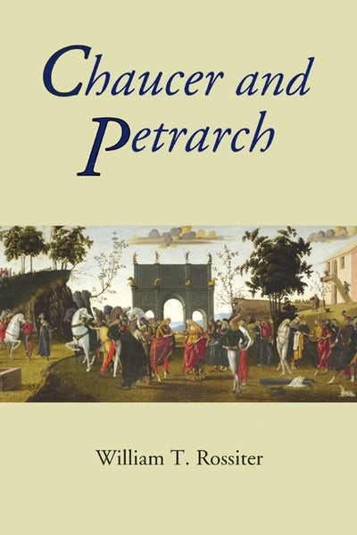 Chaucer and Petrarch