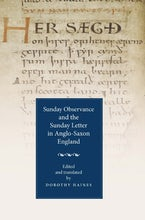 Sunday Observance and the Sunday Letter in Anglo-Saxon England