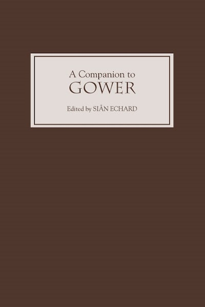 A Companion to Gower