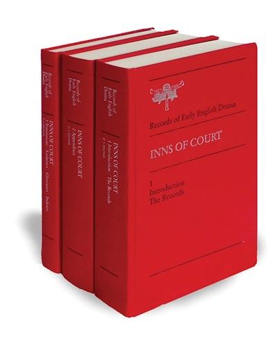 Inns of Court [3 volume set]
