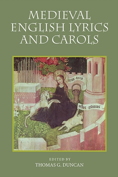 Medieval English Lyrics and Carols
