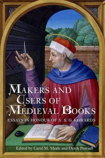 Makers and Users of Medieval Books