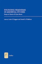 Founding Feminisms in Medieval Studies