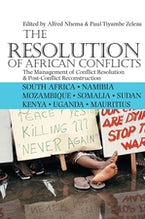 The Resolution of African Conflicts
