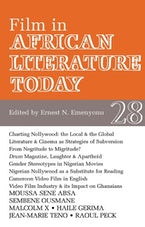 ALT 28 Film in African Literature Today