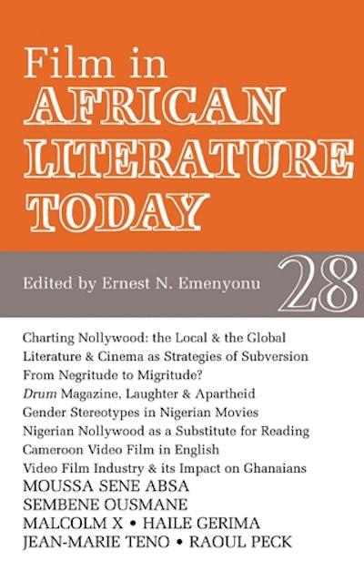 ALT 28 Film in African Literature Today
