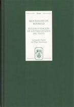 Mocedades de Rodrigo: estudio y edición de los tres estados del texto
