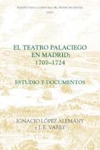 El teatro palaciego en Madrid, 1707-1724