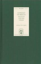 Gonzalo de Berceo: The Poet and his Verses